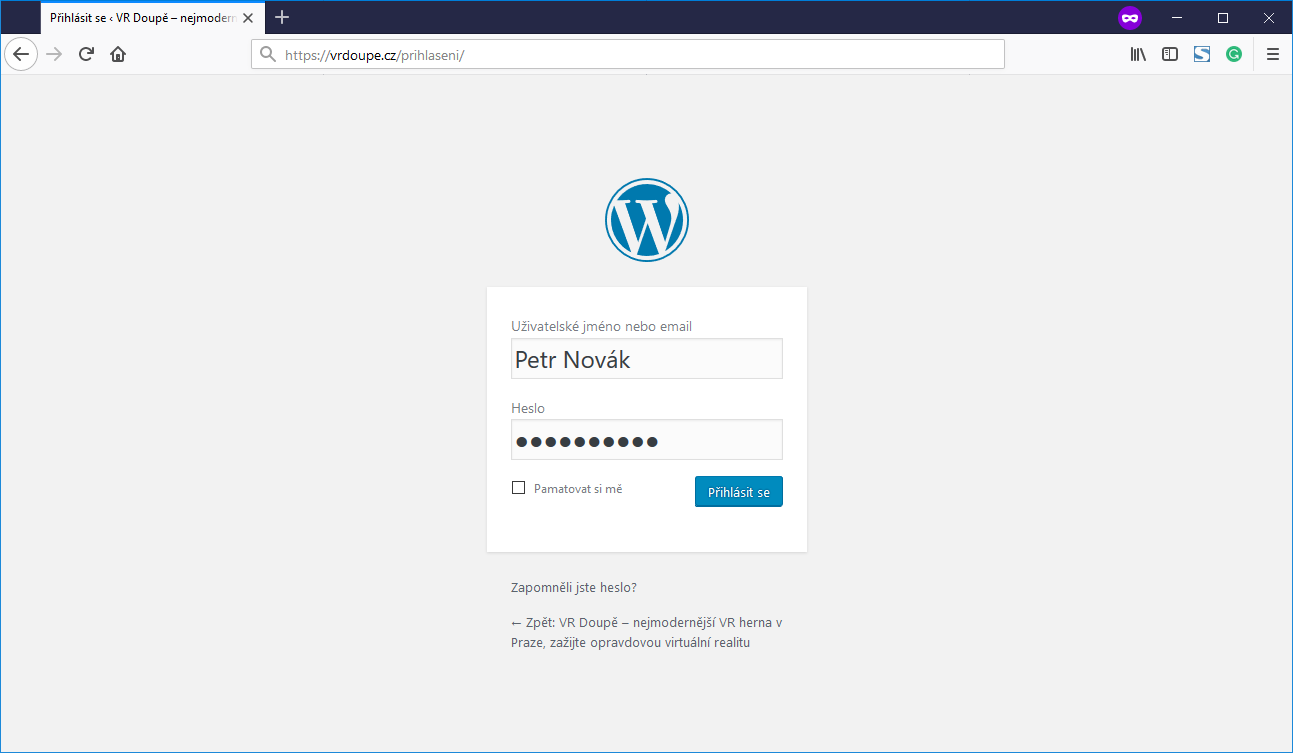 How Do I Customize The WordPress Login Page And Insert My